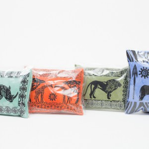 Printed fragrance bag ass colour/animal