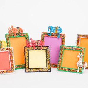 Scooby tel wire photo frames