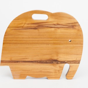 teak bread board